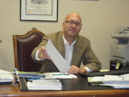 Steven Berniker, Attorney